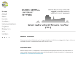 Carbonneutraluniversity.org thumbnail