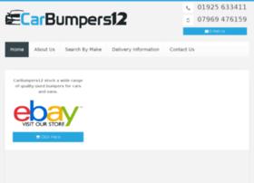 Carbumpers12.co.uk thumbnail