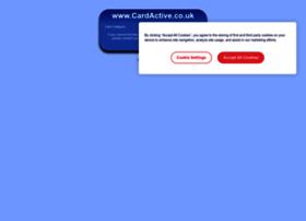 Cardactive.co.uk thumbnail