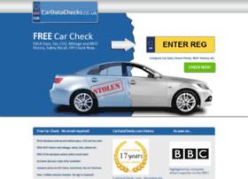 Cardatachecks.co.uk thumbnail