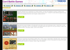 Cardbattlegames.net thumbnail