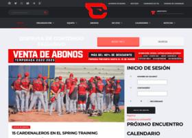 Cardenalesdelara.com thumbnail