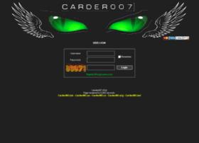 Carder007.net thumbnail