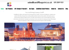 Cardiffbayprint.co.uk thumbnail