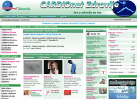 Cardionet.hr thumbnail