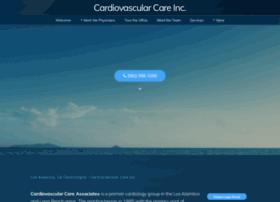 Cardiovascularcareinc.com thumbnail