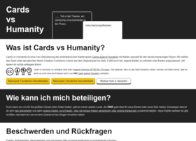 Cards-vs-humanity.de thumbnail