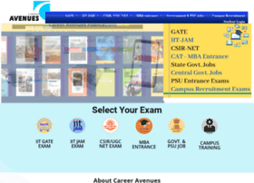Careeravenues.co.in thumbnail