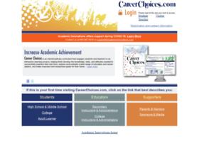 Careerchoices.com thumbnail