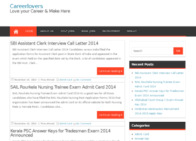 Careerlovers.in thumbnail