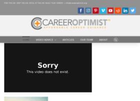 Careeroptimist.org thumbnail