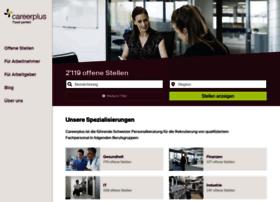 Careerplus.ch thumbnail