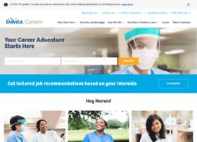 Careers.davita.com thumbnail