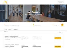 Careers.mcdonalds.ca thumbnail
