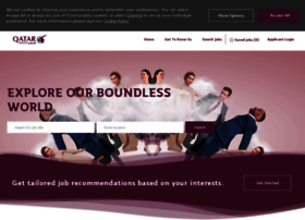 Careers.qatarairways.com thumbnail