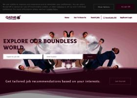 Careers.qatarairways.com thumbnail