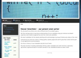 Careerselect.co.za thumbnail