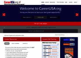 Careerusa.org thumbnail