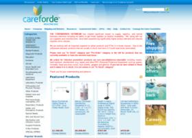 Careforde.com thumbnail
