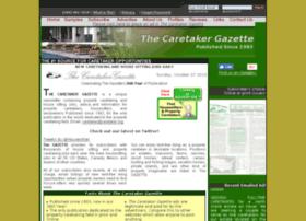Caretaker.org thumbnail