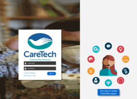 Caretech.careshield.co.uk thumbnail