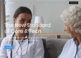 Caretechgroup.com thumbnail