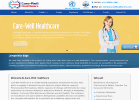 Carewellhealthcare.com thumbnail