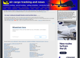 Cargotracking.utopiax.org thumbnail