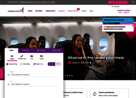 Caribbean-airlines.com thumbnail