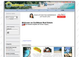 Caribbean-real-estates.com thumbnail
