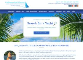 Caribbeansoulcharters.com thumbnail