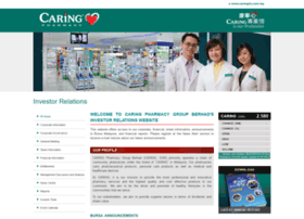 Caring.irplc.com thumbnail