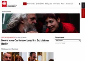 Caritas-berlin.de thumbnail
