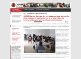 Caritas-burundi.org thumbnail