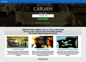 Carjam.co.nz thumbnail