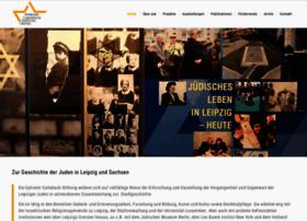 Carlebach-stiftung-leipzig.de thumbnail