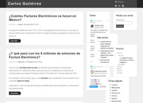 Carlosgutierrez.mx thumbnail