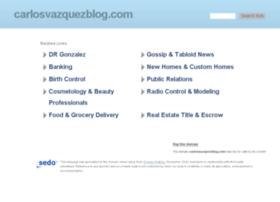 Carlosvazquezblog.com thumbnail