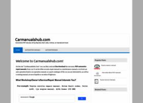 Carmanualshub.com thumbnail