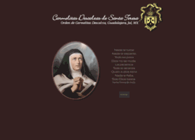 Carmelitasdescalzasgdl.org thumbnail