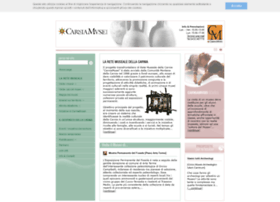 Carniamusei.org thumbnail