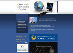 Carolinasengineeringcluster.org thumbnail