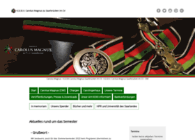 Carolus-magnus-sb.de thumbnail