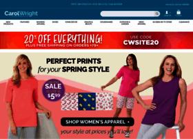 Carolwrightgifts.com thumbnail