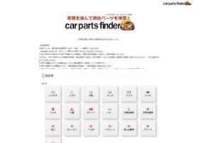 Carpartsfinder.jp thumbnail