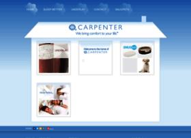 Carpenterconsumer.co.uk thumbnail