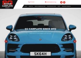 Carplate.com.sg thumbnail