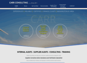 Carrconsulting.org thumbnail