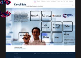 Carroll-lab.org.uk thumbnail