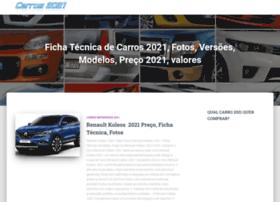 Carros2021.com.br thumbnail